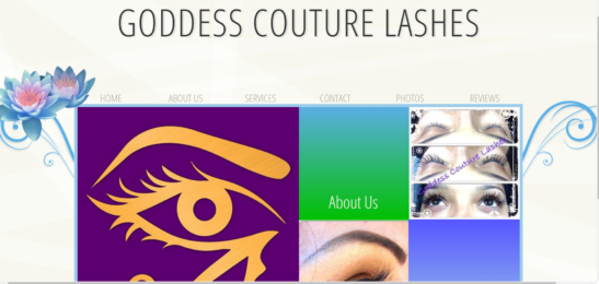 Beauty Salon SEO Godaddy Website